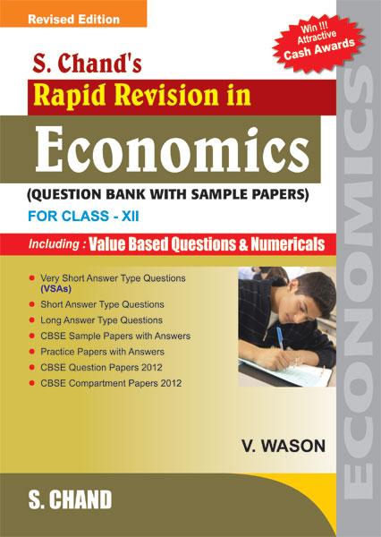 economics revision questions